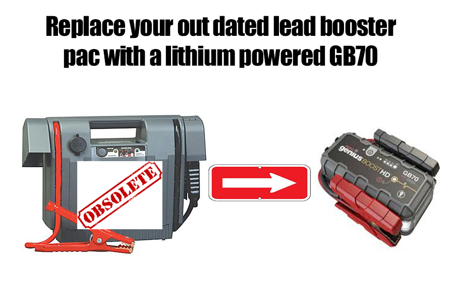GB70 Vs Boost Pac